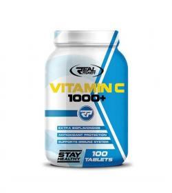Real Pharm Vitamin C 1000+ - 100tabl.