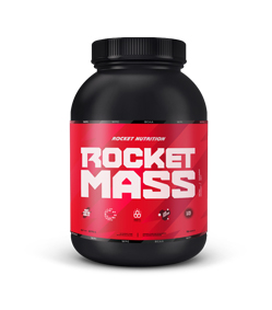 Rocket Nutrition Rocket Mass - 4500g