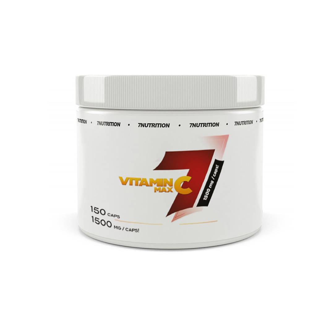 7Nutrition Vitamin C Max - 150kaps.