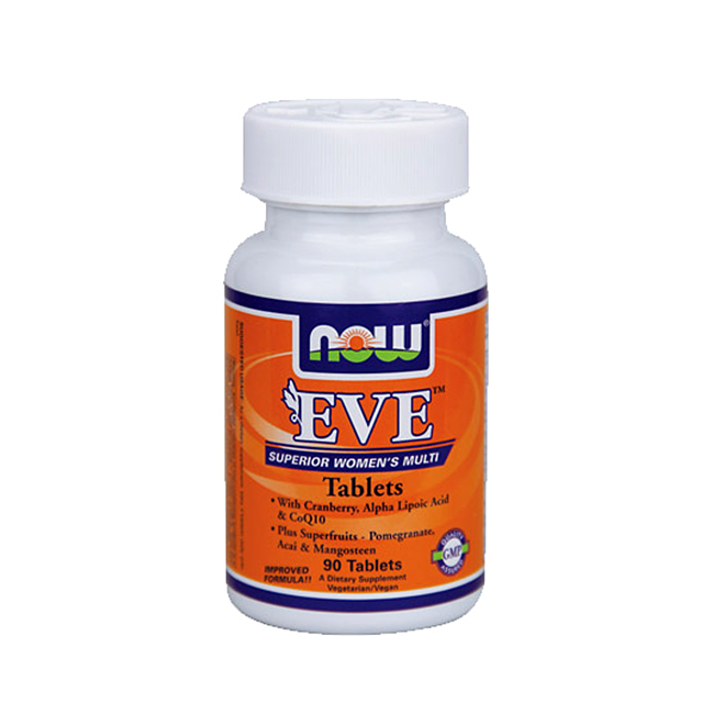 NOW Foods Eve - 90tabl.
