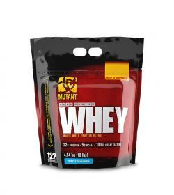PVL Mutant Whey - 4540 g