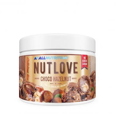 Allnutrition Nutlove CHOCO HAZELNUT - 500g