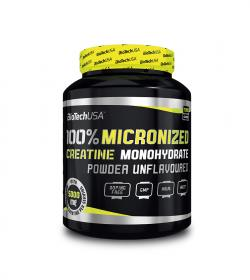 BioTech 100% Creatine Monohydrate - 1000g