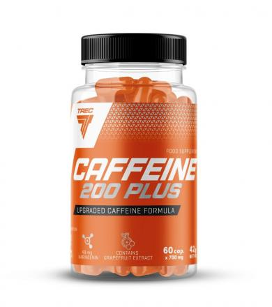 Trec Caffeine 200 Plus - 60kaps.