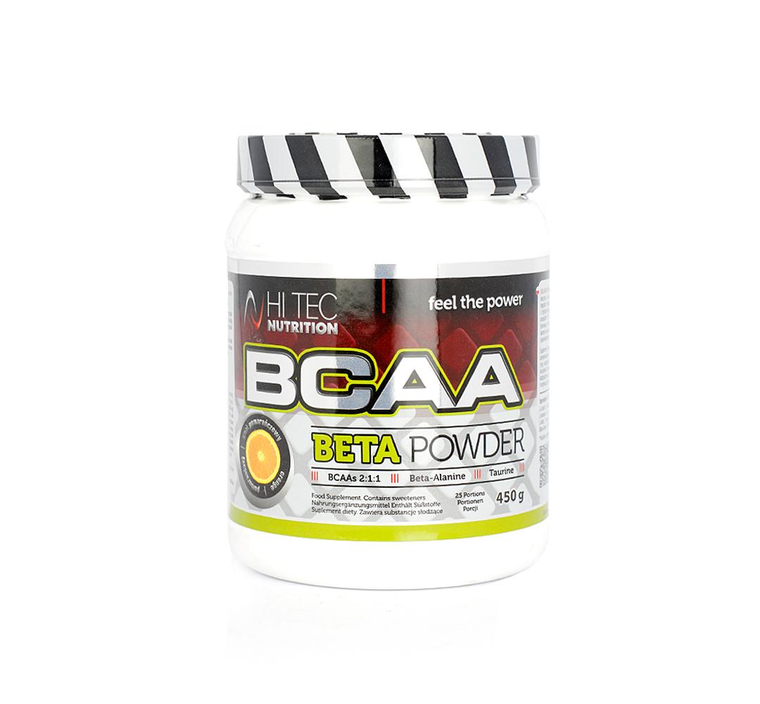 Hi Tec BCAA Beta Powder - 450g