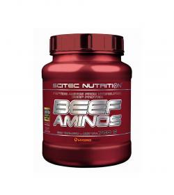 Scitec Beef Aminos - 500tabl.