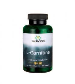 Swanson L-Carnitine - 100tab