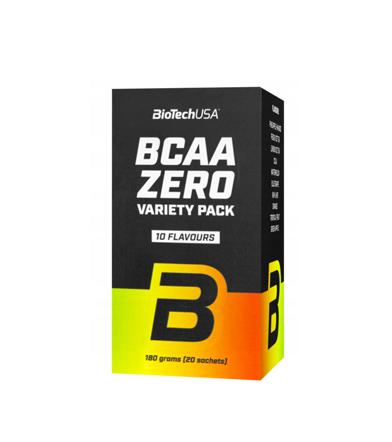 BioTech BCAA Zero Variety Pack - 20sasz.