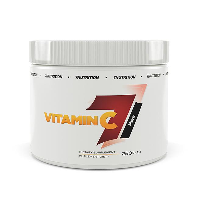 7Nutrition Vitamin C - 250g