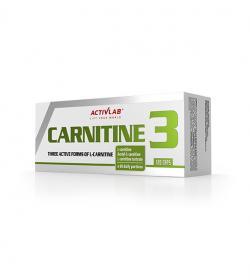 Activlab Carnitine 3 - 120kaps.