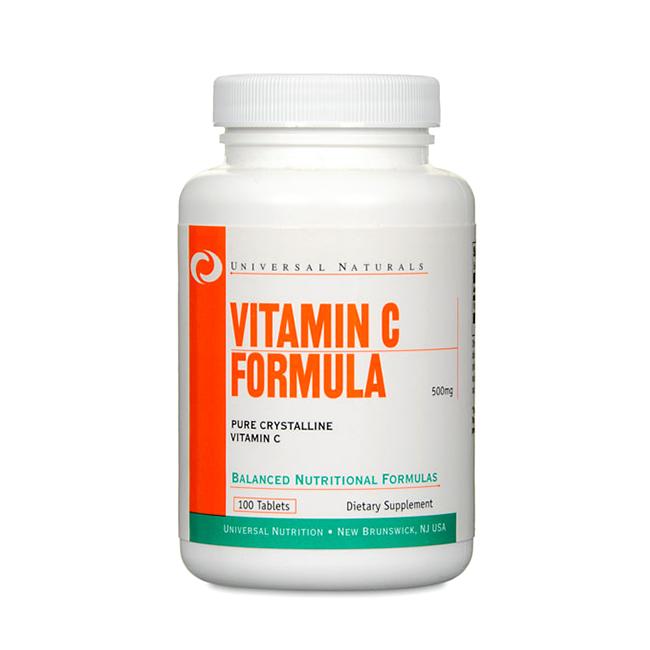 Universal Vitamin C 500 - 100tabl.