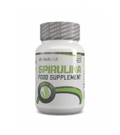 BioTech Spirulina - 100tabl.