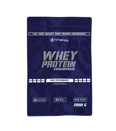 FitWhey Whey Protein Concentrate - 2000g