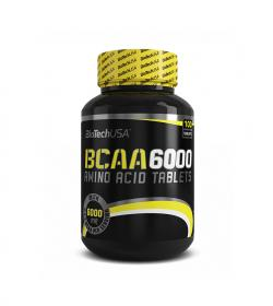 BioTech BCAA 6000 - 100tabl.