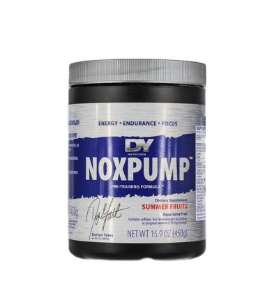 Dorian Yates Nox Pump Stimulant Free - 450g