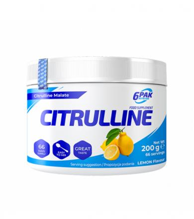 6PAK Nutrition Citrulline - 200g