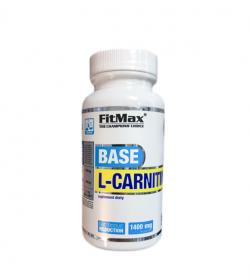 FitMax L-Carnitine Base  - 60kaps.