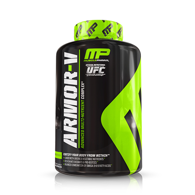 MusclePharm Armor-V - 120 kaps.