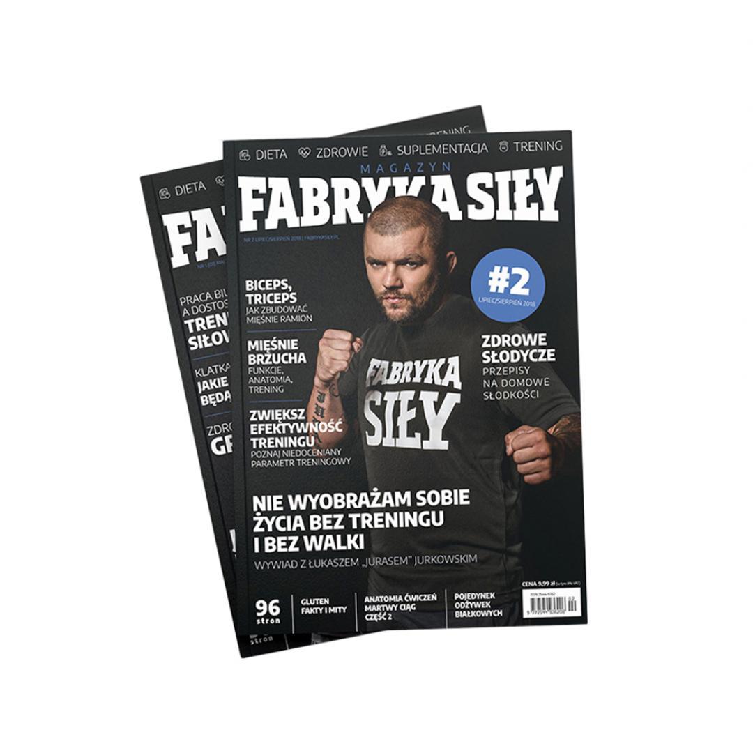 Magazyn Fabryka Siły #2 (Lipiec 2018)