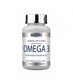 Scitec Omega-3 - 100 kaps.