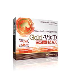 Olimp Gold Vit-D MAX - 30 kaps.
