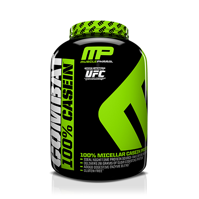 MusclePharm Combat 100% Casein - 907g