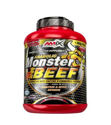 Amix Anabolic Monster BEEF 90% - 1kg