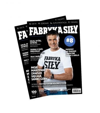 Magazyn Fabryka Siły #8 (Lipiec 2019)