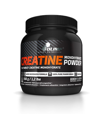 Olimp Creatine Monohydrate Powder - 550g