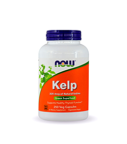 NOW Foods Kelp - 250kaps.