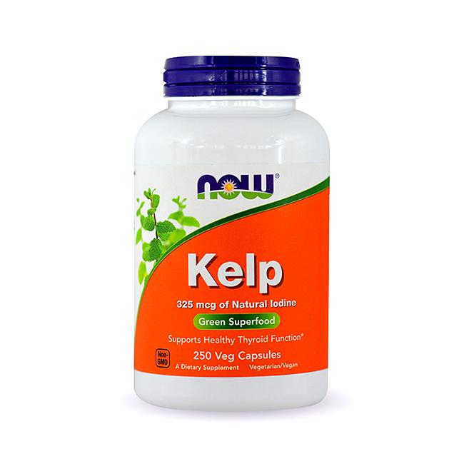 NOW Foods Kelp - 250kaps.
