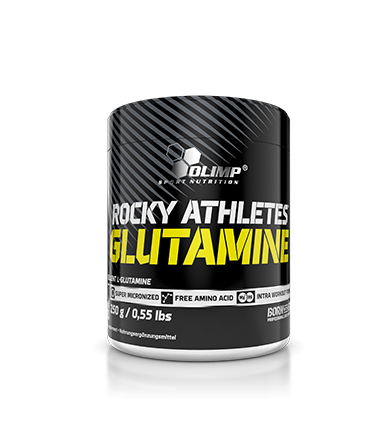 Olimp Rocky Athletes Glutamine - 250g