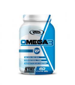 Real Pharm Omega 3 - 60kaps.