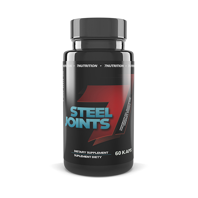 7Nutrition Steel Joints - 60kaps.