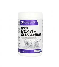 Ostrovit BCAA + Glutamine - 500g