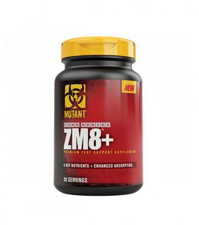PVL Mutant Core ZM8+ - 90kaps.
