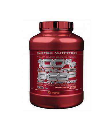 Scitec 100% Hydrolyzed Beef Isolate Peptides - 1800g