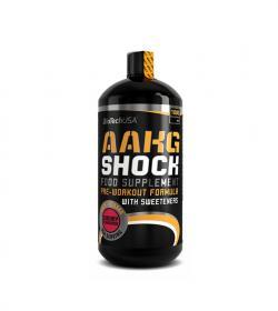 BioTech AAKG Shock Extreme - 1000 ml