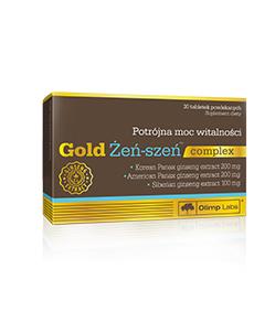 Olimp Gold Żeń-szeń complex - 30 tabl.