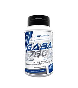 Trec Gaba 750 - 60 kaps.