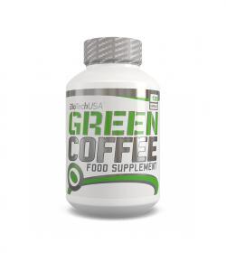 BioTech Green Coffee - 120kaps.