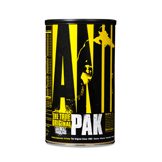 Universal Nutrition Animal Pak EU - 44sasz.