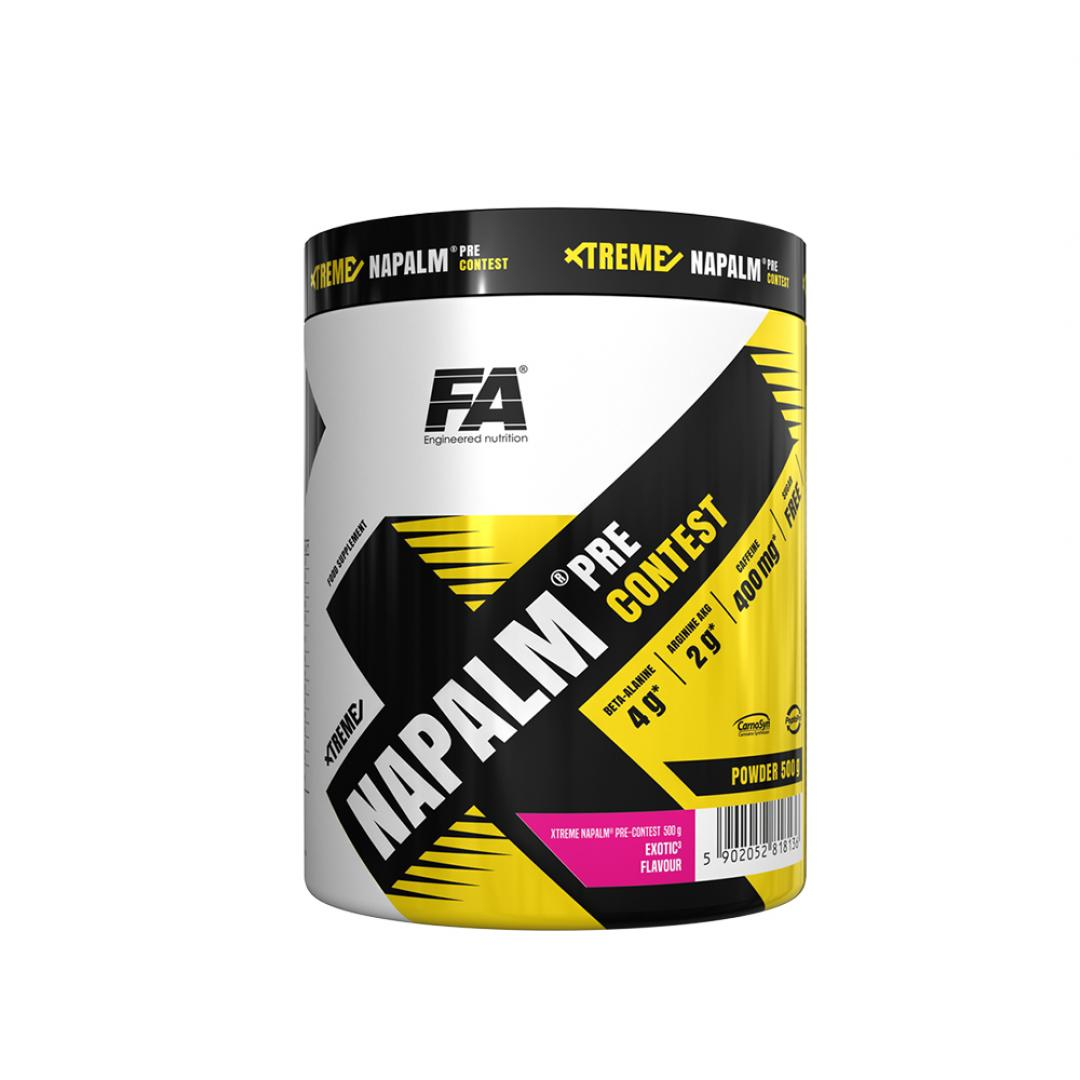 FA Nutrition Xtreme Napalm Pre-Contest - 500 g