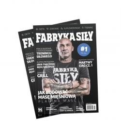 Magazyn Fabryka Siły #1 (Maj 2018)