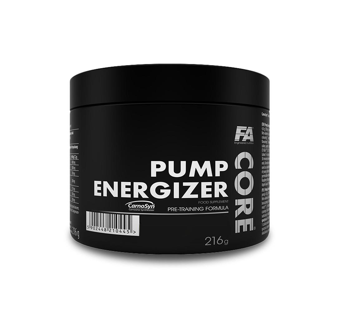 FA Nutrition CORE PumpCore Energizer - 216g