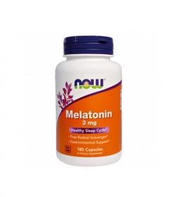 NOW Foods Melatonin - 180kaps.