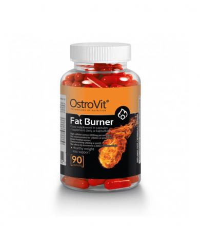 Ostrovit Fat Burner - 90kaps.