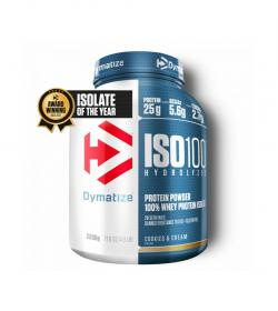 DYMATIZE Iso 100 Protein - 2,2kg