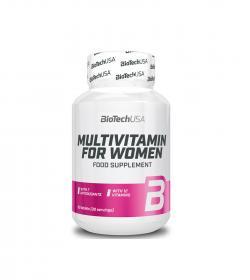 BioTech Multivitamin For Women - 60tabl.