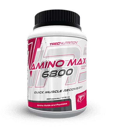 Trec AminoMax 6800 - 320kaps.